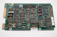 High Quality circuit board with fingers, pins and ICs